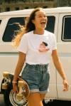 Tee Shirt Lola Blanc