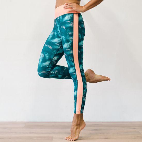 Legging Clémence Palmes/Soufflé
