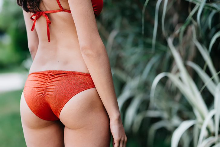Maillot Sowe culotte rouge