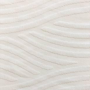 Jacquard blanc